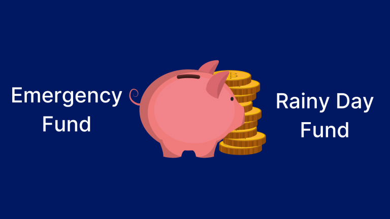 Rainy Day Fund vs Emergency Fund: What is the difference, and do you need both?